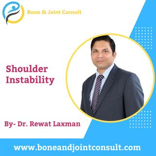Shoulder Instability - Best Shoulder Pain treatment in Bangalore