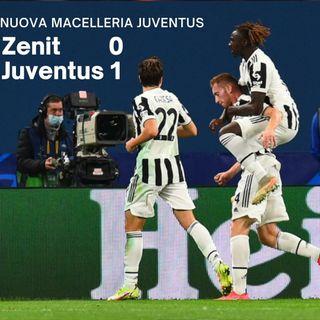 Zenit - Juventus: è arrivato il colpo di Kulu!