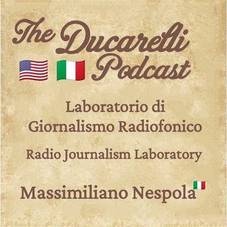 Massimiliano Nespola Radio Journalism Laboratory Laboratorio di Giornalismo Radiofonico ADP Roma Rome