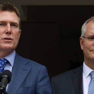 Why Christian Porter quit Cabinet