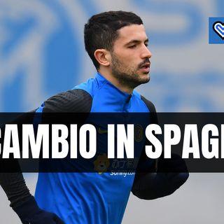"""Calciomercato, in Spagna sicuri: """"L'Inter offre Sensi in cambio di Fekir"""""""