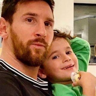 Messi recuerda a sus seguidores que no son vacaciones, es aislamiento para romper la cadena de contagio.