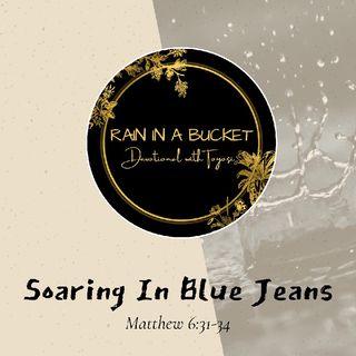 Soaring In Blue Jeans