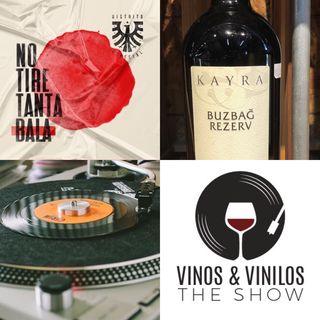 VINOS Y VINILOS THE SHOW 7/16/2020