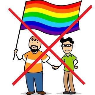 La miglior difesa è l'attacco... anche contro la dittatura gay