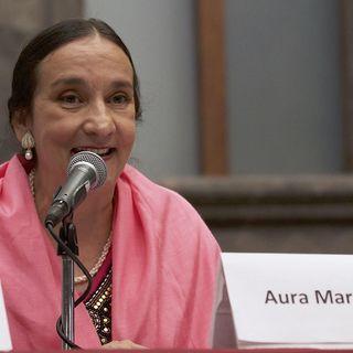 Aura María Vidales