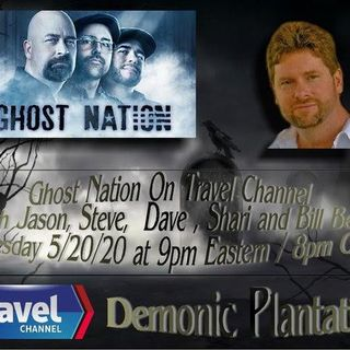 Bill Bean Co-Star of Ghost Nation-Travel Channel