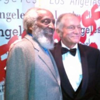 Dick Gregory Tributes Hugh Hefner...