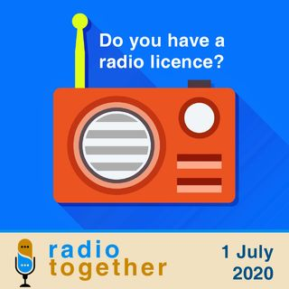 Do you have a radio licence