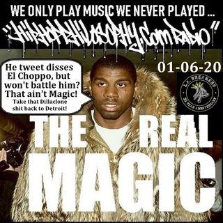 HipHopPhilosophy.com Radio - 01-06-20 - Monday Night Fresh