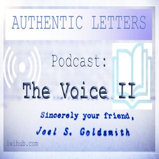 Authentic Letters: The Voice 2