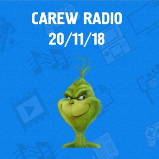 Carew Radio 20th November