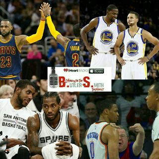 Barbershop talk...NBA version