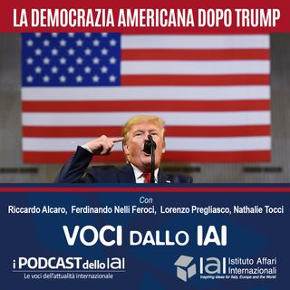 La democrazia americana dopo Trump