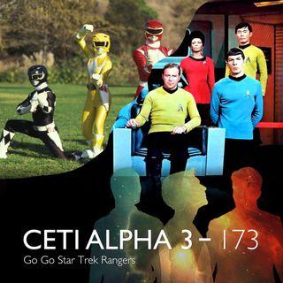 173 - Go Go Star Trek Rangers