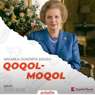 Margaret Thatcher-in ən sevdiyi yeməklər | Qoqol-moqol #45
