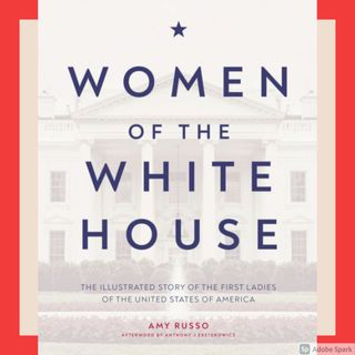 Women of The White House author Amy Russo