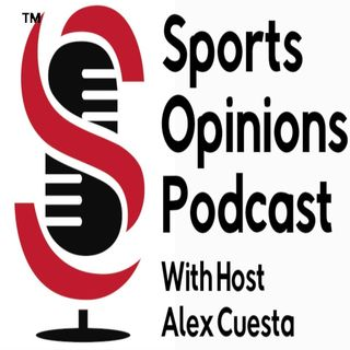 104. Two Years of Sports Opinions Podcast - Thank Yous!