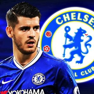 "Álvaro Morata: ""I'm wishing to wear Chelsea's jersey"""