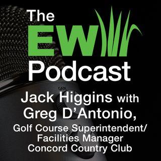 EW Podcast - Jack Higgins with Greg D'Antonio