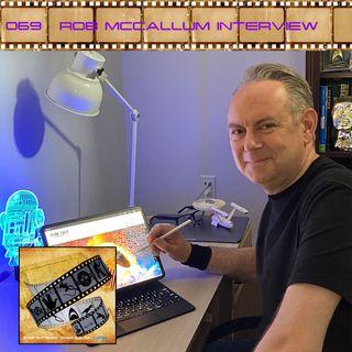 FF: 069: Rob McCallum Interview