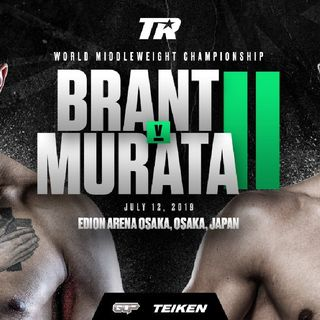 Preview Of Two Boxing Card's Headlined By WBA Middleweight Champion Rob Bryant - Ryoto Murata On ESPN+ KenShiro-Jonathon Taconing WBC