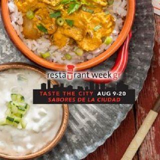 TOT - Experience GR - Restaurant Week (8/6/17)