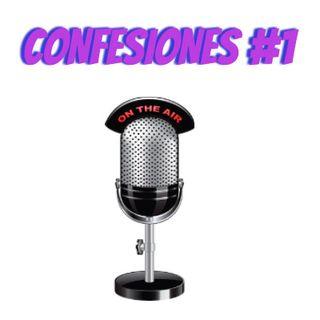 Mentorías #1 Confesiones