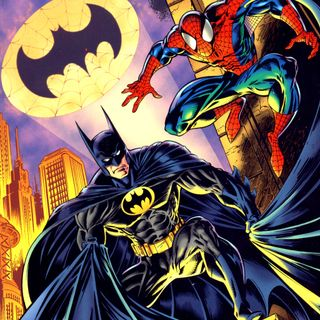 "Unspoken Issues #3 - ""Spider-Man and Batman"""