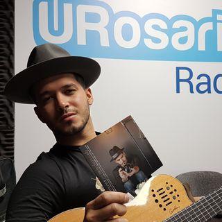 El cantautor dominicano Zeo Muñoz presenta su primer álbum