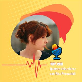 Pop Out 03 - Di femminismo, viaggi e racconti (Salotto con Roberto Irace e Rita Petruccioli)