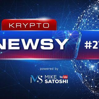 Krypto Newsy  #274 | 24.07.2021 | Bitcoin celuje w przebicie $40k? JPMorgan: kupno i sprzedaż krypto, Wieloryby i płotki kupują dołki