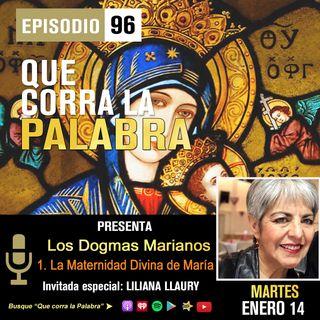 QCLP DOGMAS 1-LA MATERNIDAD DIVINA DE MARIA
