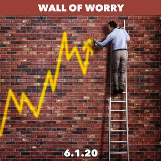 Climbing Up the Worry Wall