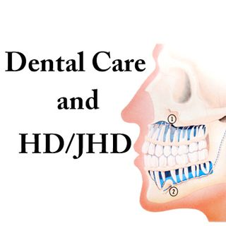 "WeHaveAVoice - LIVE ""Dental Care and HD/JHD"""