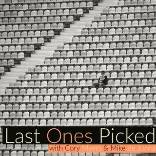 Last Ones Picked Podcast: Warriors Sweep, Caps Win in 5 - Where's the Drama?