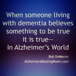 Dementia and My Dad