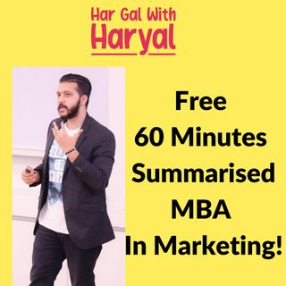 Discover the marketing genius within you in 60 minutes! Pure content! No bull$#it!