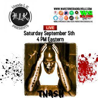 Hooda LK Presents   TNASH The Remix