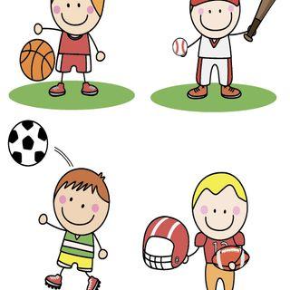 Quattro sport per quattro amici  - Anna Rossini