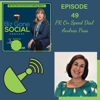 Episode 49 - Public Relations On Speed Dial - 9_1_21
