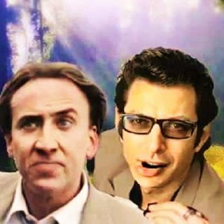 Satire - Alex Jones Lost Episode: Sheen, Nic Cage & Jeff Goldblum