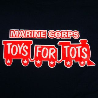 Tony Jones Show 11/16 (Toys For Tots)