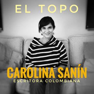 Carolina Sanín: sexo, perreo y fracasos amorosos