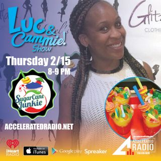 Accelerated Radio - SugarCane Junkie Interview 2.15.18