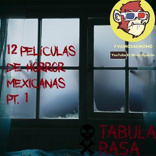 12 películas de horror mexicanas Pt. 1
