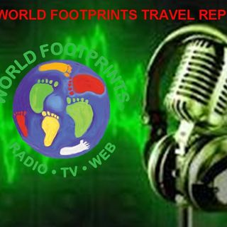 World Footprints Travel Report - 8/12/14