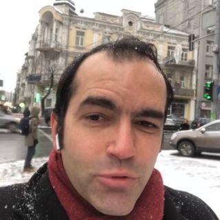 Kiev'de 2021'in ilk karı