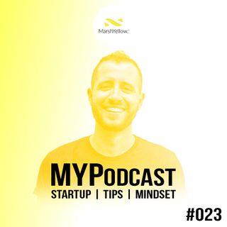 E23 Tips e informazioni sull'evento MYStartup Days | Daniele Schimizzi