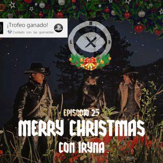 Merry Christmas (con Iryna)